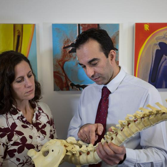 Consultant Spinal Surgeon  in Liverpool and Wirral